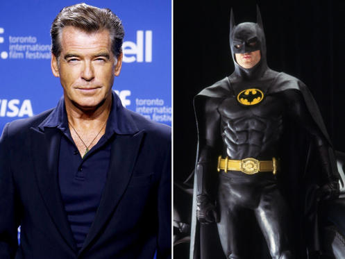 "Slide 1 of 16: Pierce Brosnan has revealed that he was approached to play Batman in Tim Burton's reboot back in the 1980s but turned it down because he couldn't take the character seriously.During a Reddit interview session, he was asked: ""You were a great Bond but I always thought you'd make for a great Batman. Were you ever approached for that role?""He replied: ""Yes, I did. I went and met with Tim Burton for the role of Batman. But I just couldn't really take it seriously, any man who wears his underpants outside his pants just cannot be taken seriously. That was my foolish take on it. It was a joke, I thought. But how wrong was I?"" The role went to Michael Keaton.See more actors who have turned down famous roles…"