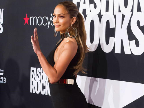 Slide 1 of 15: The stars were out in force as New York's Fashion Rocks event returned after a six-year hiatus.The charity fundraising special, which celebrates the relationship between fashion and music is coming, saw appearances from Jennifer Lopez (pictured), Nicki Minaj, Usher and Rita Ora.Click through to see how the big event unfolded...