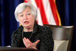 U.S. Federal Reserve Chair Janet Yellen.