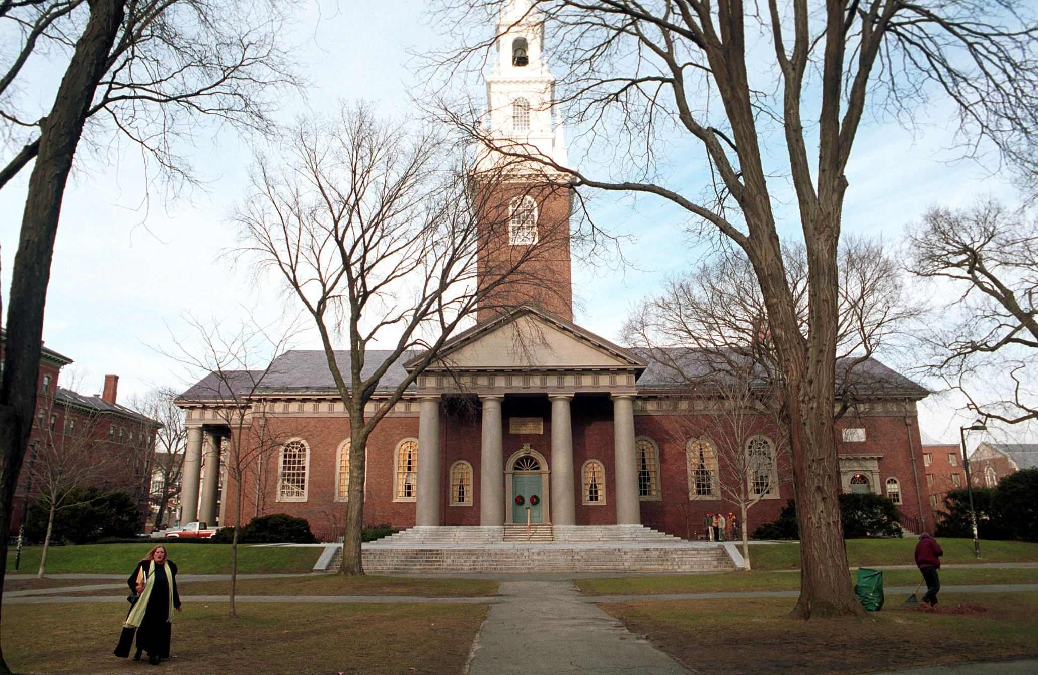 Federal Judge Rules In Favor Of Harvard In Admissions Case