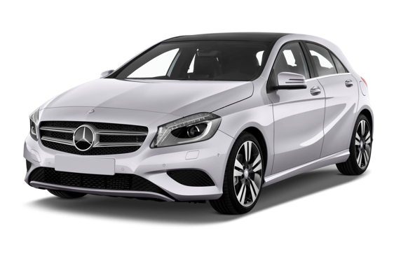 Slide 1 of 14: en-FR 2014 MERCEDES A-CLASS