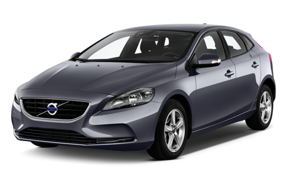 Slide 1 of 14: en-FR 2014 VOLVO V40