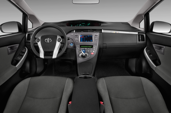 Slide 1 of 11: en-IT 2014 TOYOTA PRIUS