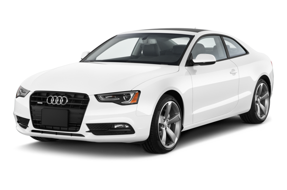 Slide 1 of 25: en-IT 2014 AUDI A5