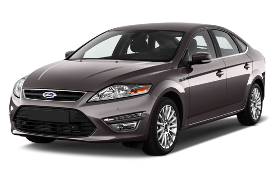 Slide 1 of 14: en-IT 2014 FORD MONDEO