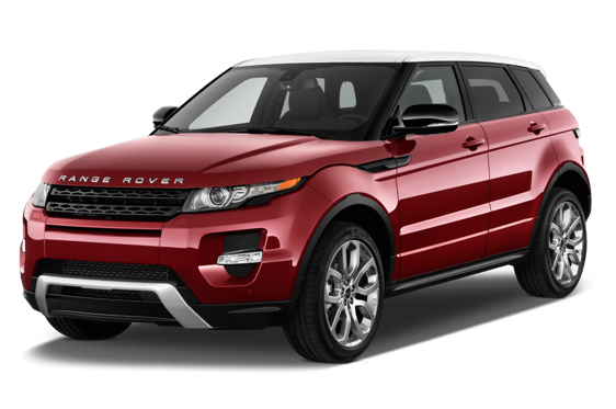 Slide 1 of 14: en-IT 2014 LAND ROVER RANGE ROVER EVOQUE