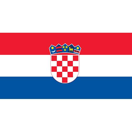 Logotipo de Croatia
