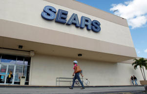 In this Friday, Nov. 9, 2012, photo, Sears store is shown in Hialeah, Fla. Alan Diaz/AP Photo