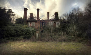 Abandoned Castles and Mansions South UK