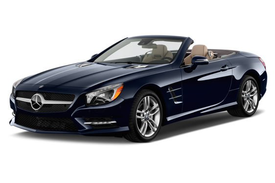 Slide 1 of 14: en-DE 2014 MERCEDES SL-CLASS