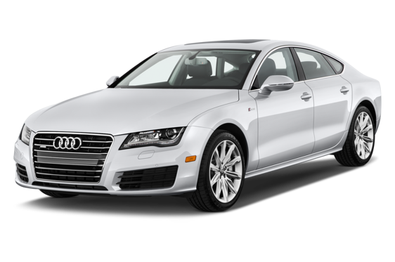 Slide 1 of 14: en-MX 2014 AUDI A7