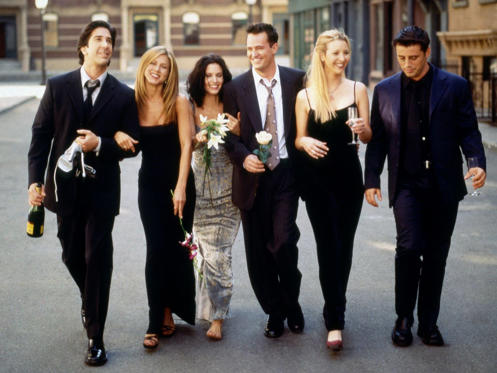 Slide 1 of 21: Can you believe it's been 20 years since Friends first aired in the US (and a decade since it ended)?Back in September 1994, few realised that we'd all want 'a Rachel' hairdo, that we'd happily sing about a smelly cat or that we'd ask everyone we know, Joey-style, 'how you doin'?' Could we BE any more cool?In memory of one of TV's greatest comedies, take a look at some of the lesser-known facts about the show...