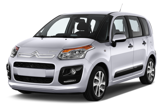 Slide 1 of 14: en-DE 2014 CITROEN C3 PICASSO