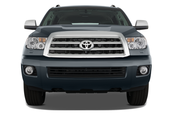 Slide 1 of 21: 2014 Toyota Sequoia