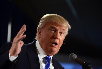<p>The Trump name will be coming off the shuttered Trump Plaza casino in Atlantic City.</p>