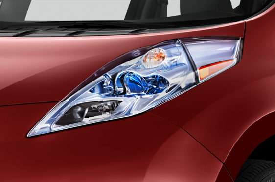 Slide 1 of 25: 2014 NISSAN LEAF