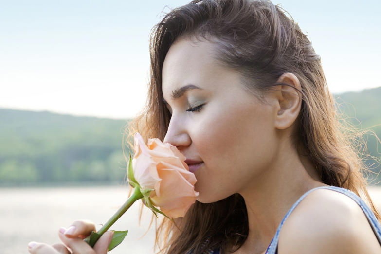 Smell is the oldest of all the senses - before sight, hearing or touch, creatures evolved to respond to chemicals around them. Your brain can remember over 50,000 different scents.