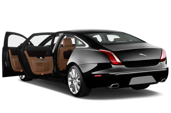 Slide 1 of 23: 2014 Jaguar XJ