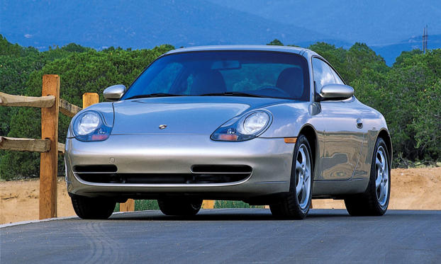 Slide 1 of 19: Porsche Carrera Coupe
