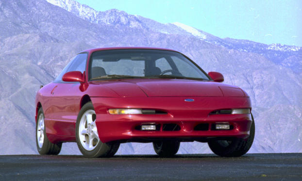 Slide 1 of 16: 1993 Ford Probe GT