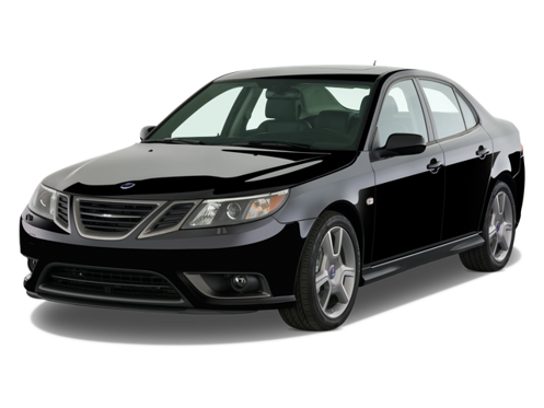 Slide 1 of 14: 2009 Saab 9-3