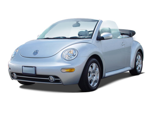 Slide 1 of 14: 2003 Volkswagen New Beetle