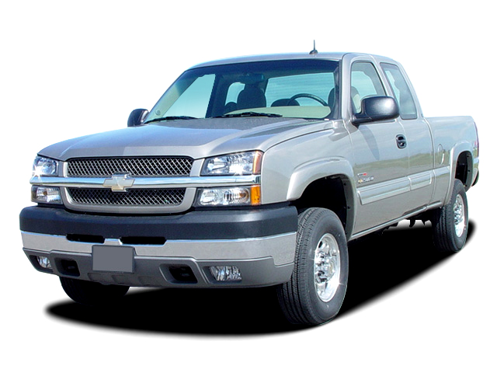 Slide 2 of 18: 2004 Chevrolet Silverado 2500