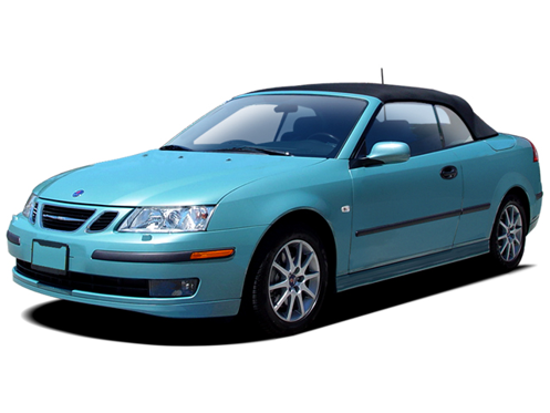 Slide 1 of 14: 2007 Saab 9-3