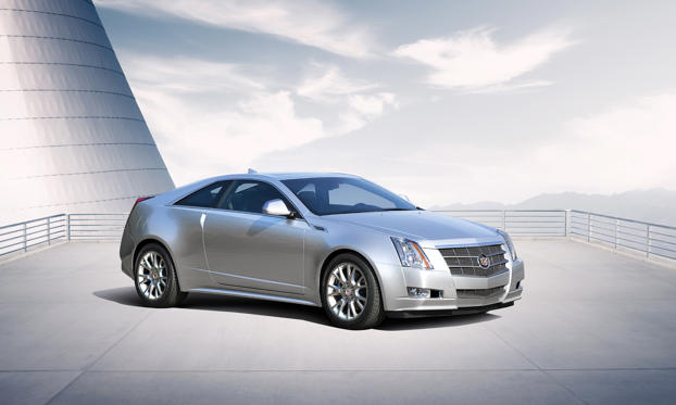 Slide 1 of 82: 2011 Cadillac CTS