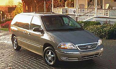 Slide 1 of 1: 1999 Ford Windstar