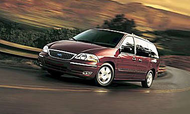 Slide 1 of 4: 2003 Ford Windstar