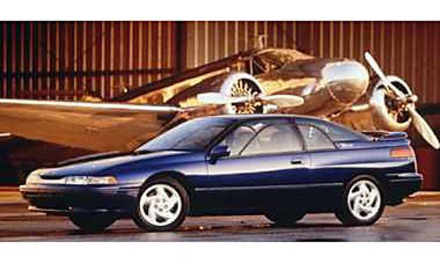 Slide 1 of 4: The SVX L AWD
