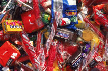 Here are the 10 most popular Halloween candies