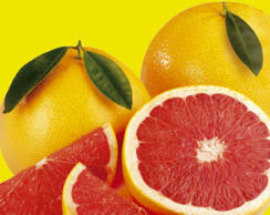 Eating half a grapefruit before each meal or drinking its juice three times a da...