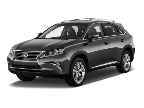 Slide 1 of 16: 2015 Lexus RX