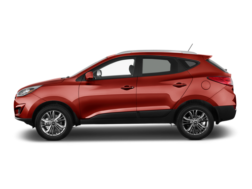 Slide 1 of 12: 2015 Hyundai Tucson