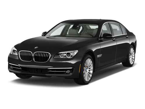 Slide 1 of 36: 2015 BMW 7 Series