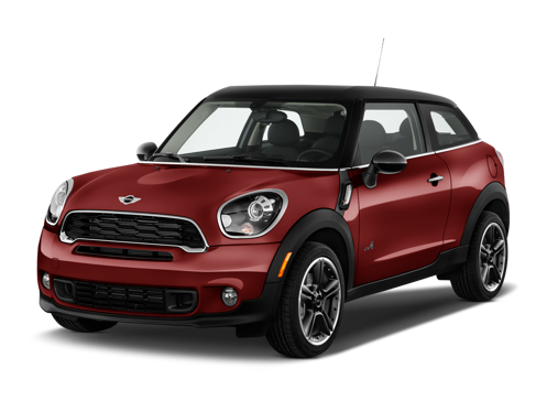 Slide 1 of 41: 2014 MINI Paceman