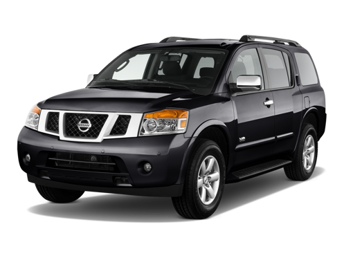 Slide 1 of 15: 2014 Nissan Armada