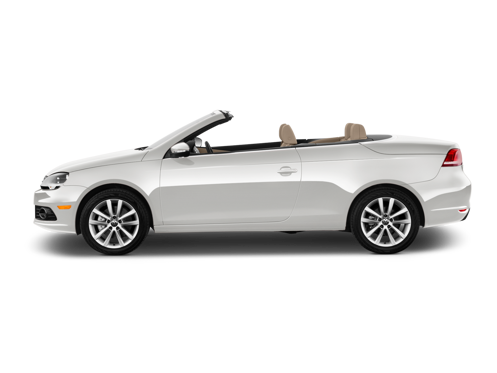 Slide 1 of 14: 2014 Volkswagen Eos