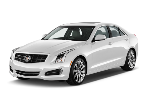 Slide 1 of 31: 2014 Cadillac ATS