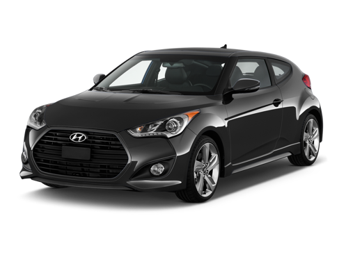 Slide 1 of 13: 2014 Hyundai Veloster
