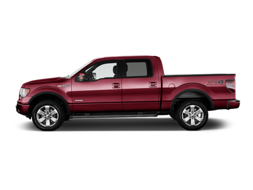 Slide 1 of 13: 2014 Ford F-150