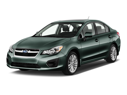 Slide 1 of 17: 2014 Subaru Impreza
