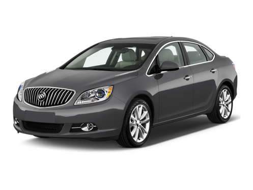 Slide 1 of 10: 2015 Buick Verano