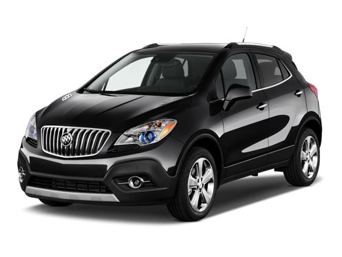 Slide 1 of 15: 2015 Buick Encore
