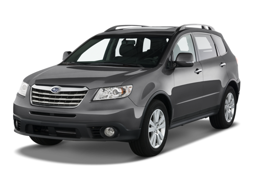 Slide 1 of 11: 2014 Subaru Tribeca