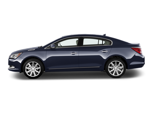 Slide 1 of 24: 2014 Buick LaCrosse