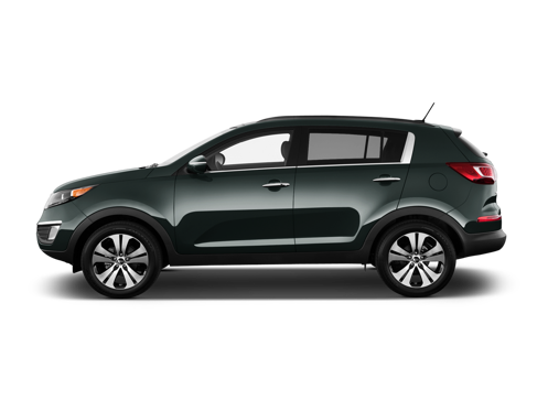 Slide 1 of 27: 2014 Kia Sportage