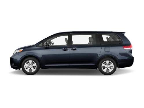 Slide 1 of 17: 2014 Toyota Sienna